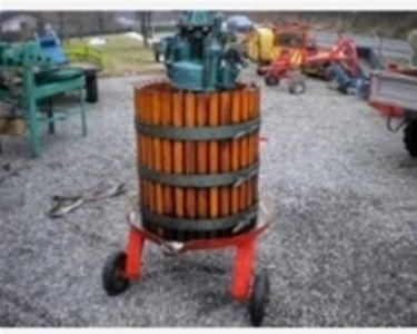 torchio per uva usato