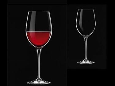 calice vino rosso