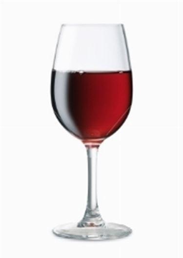 calice vino rosso giovane