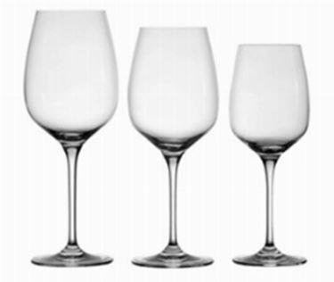 bicchieri vino bianco