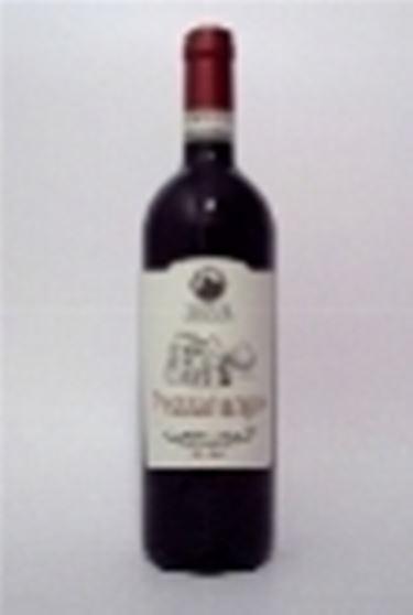 bottiglia vino rosso oltrepo