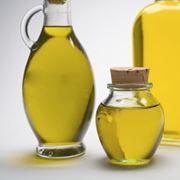 olio di oliva sulla pelle