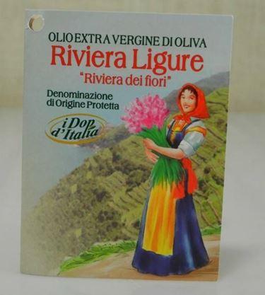 Olio Extra Vergine di Oliva DOP Riviera Ligure,