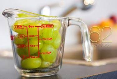 calorie uva