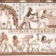 egizi e vino