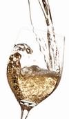 Vendita vino bianco