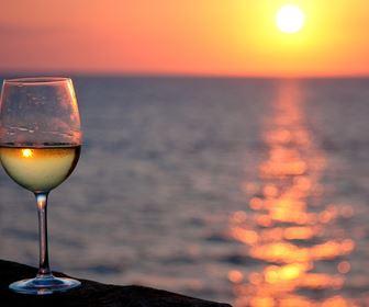 Vino bianco campania