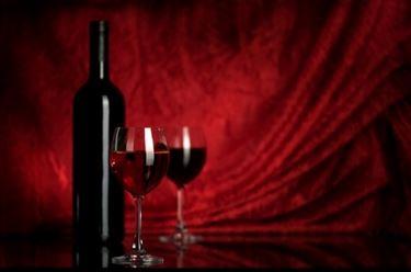 Vino rosso molise
