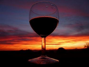 Vino rosso siciliano