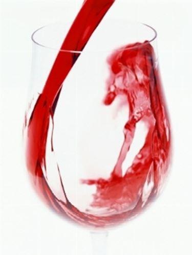 Vino rosso umbro