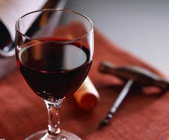 Vino rosso valdaosta